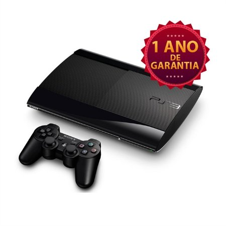 PlayStation 3 Super Slim 12GB [PS3 Slim]
