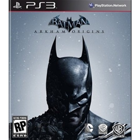 PS3 Batman: Arkham Origins [USADO]