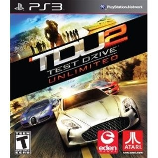 PS3 Test Drive Unlimited 2 [USADO]