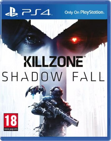 PS4 Killzone: Shadow Fall [USADO]