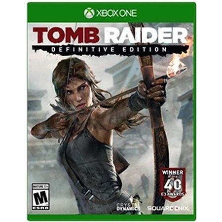 Xbox One Tomb Raider Definitive Edition