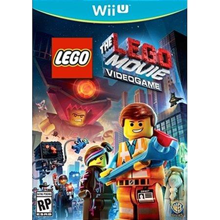 Nintendo WiiU Lego The Movie Videogame