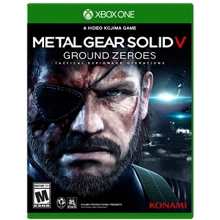 Xbox One Metal Gear Solid 5 : Ground Zeroes