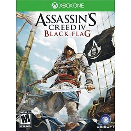 Xbox One Assassin´s Creed IV: Black Flag