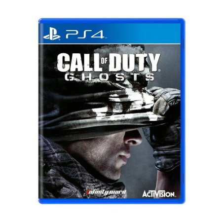 PS4 Call of Duty: Ghosts [USADO]