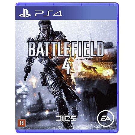 PS4 Battlefield 4 [USADO]