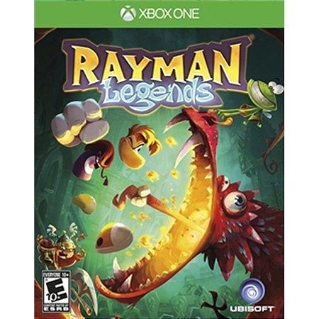 Xbox One Rayman Legends [USADO]