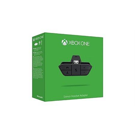 Xbox One adaptador para headset Stereo original Microsoft