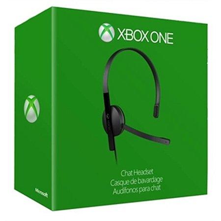 Xbox One Headset para chat original Microsoft