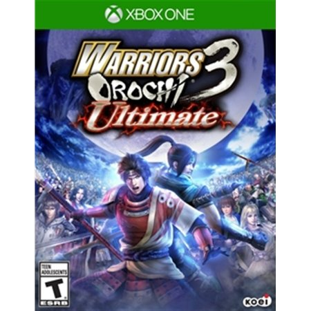Xbox One Warriors Orochi 3 Ultimate