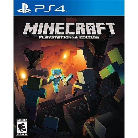 PS4 Minecraft Starter Pack