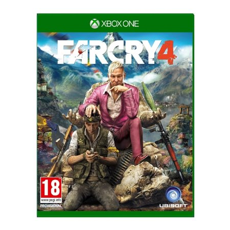 Xbox One Far Cry 4 [Totalmente em português]
