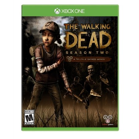 Xbox One The Walking Dead: Season 2