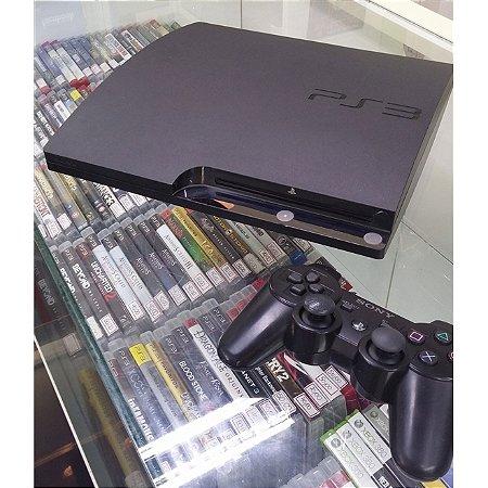 PlayStation 3 Slim Seminovo