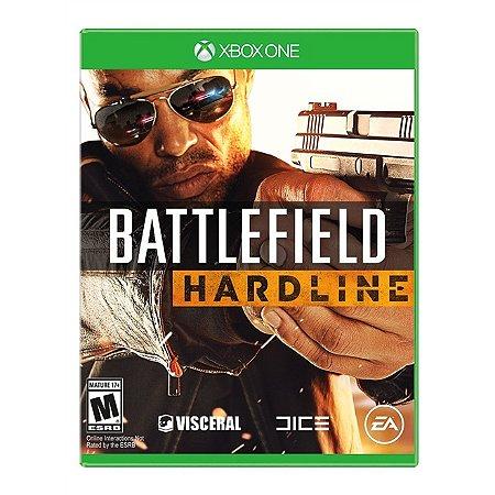 Xbox One Battlefield Hardline [Totalmente em Português]