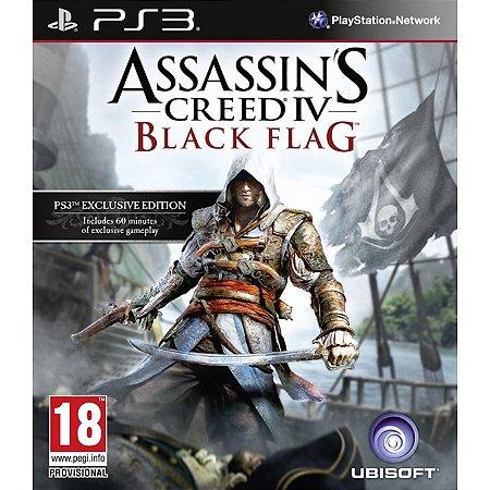 PS3 Assassin´s Creed IV: Black Flag [USADO]