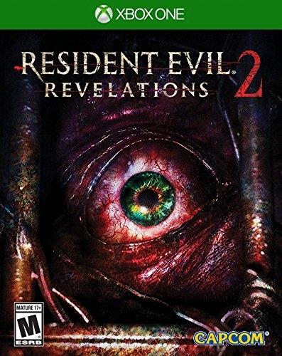 Xbox One Resident Evil Revelations 2