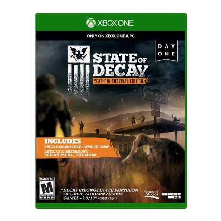 Xbox One State of Decay [USADO]