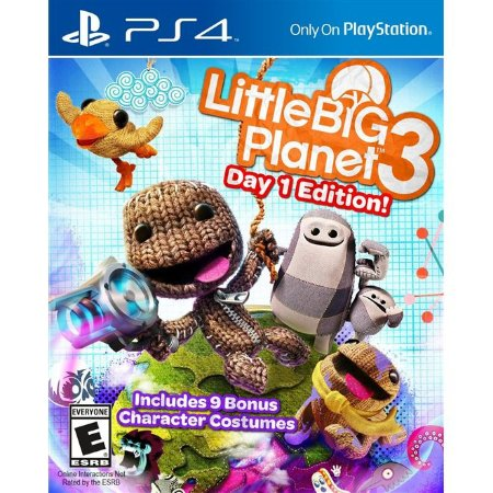PS4 Little Big Planet 3 [USADO]