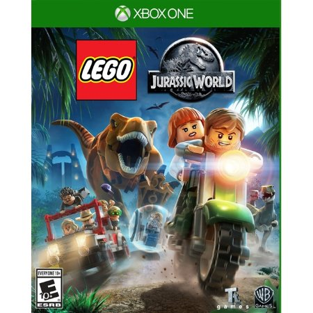 Xbox One Lego Jurassic World