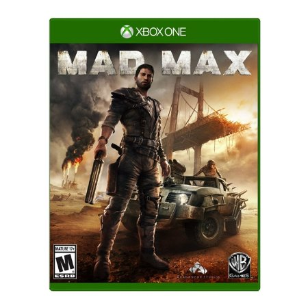 Xbox One Mad Max [Game + Filme]