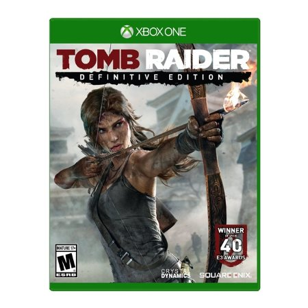 Xbox One Tomb Raider Definitive Edition [USADO]