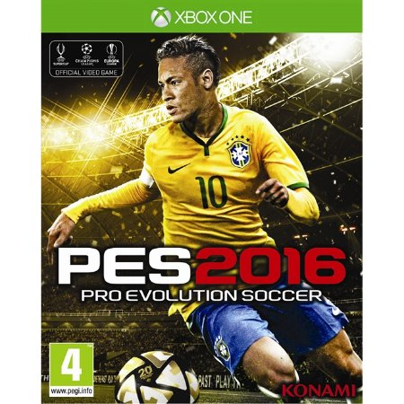 Xbox One Pro Evolution Soccer 2016 [PES 2016]