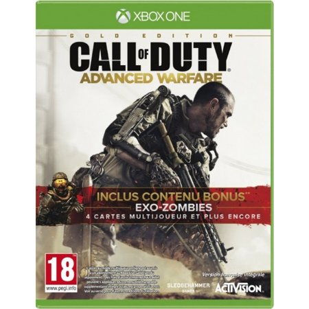 Xbox One Call of Duty: Advanced Warfare Gold Edition [DLCs + Camiseta Exclusiva]