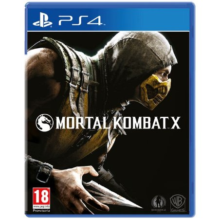 PS4 Mortal Kombat X [USADO]