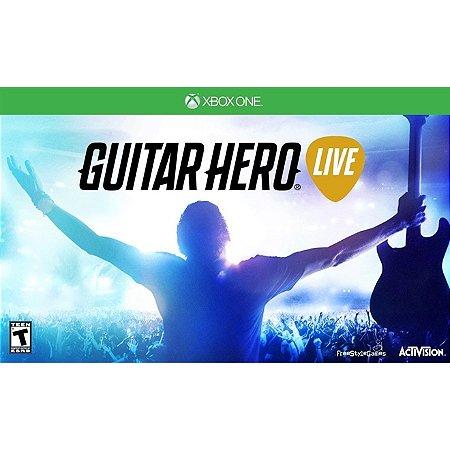 Xbox One Guitar Hero Live Bundle