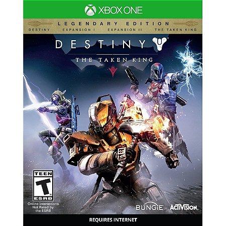 Xbox One Destiny: The Taken King - Legendary Edition