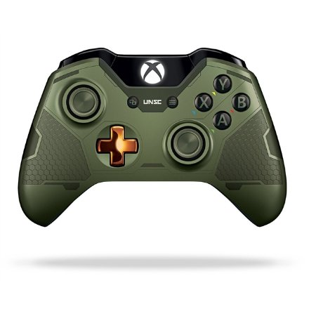 Xbox One Controle sem fio original Halo 5 Guardians The Master Chief