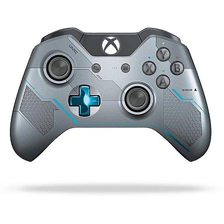 Xbox One Controle sem fio original Halo 5 Guardians
