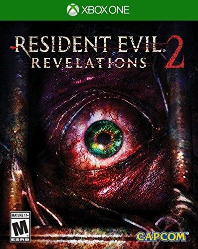 Xbox One Resident Evil Revelations 2 [USADO]