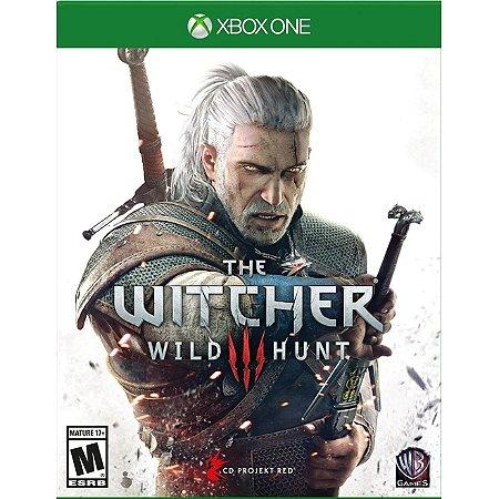 Xbox One The Witcher 3: Wild Hunt [USADO]