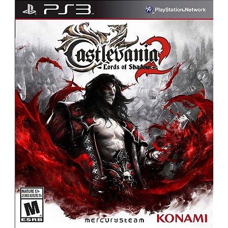 PS3 Castlevania: Lords of Shadow 2 [USADO]
