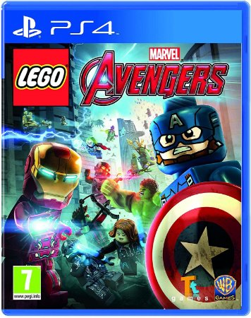 PS4 LEGO Marvel Avengers (Playstation Hits)
