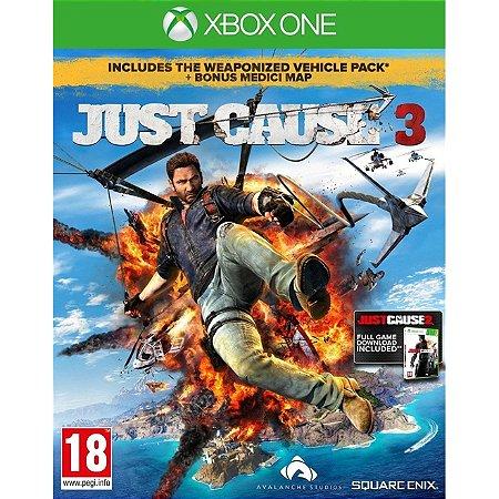 Xbox One Just Cause 3 [USADO]
