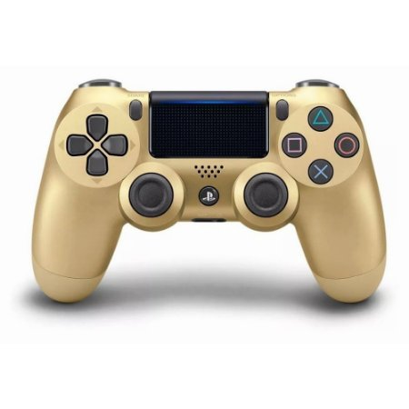 PS4 Controle Dual Shock 4 Gold