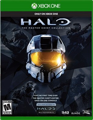 Xbox One Halo: The Master Chief Collection [USADO]