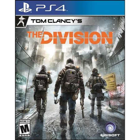 PS4 Tom Clancy's The Division [USADO]