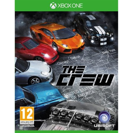Xbox One The Crew [USADO]