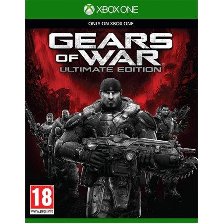 Xbox One Gears Of War Ultimate Edition [USADO]