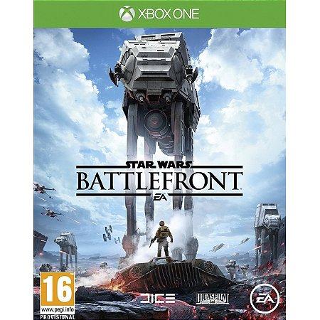 Xbox One Star Wars: Battlefront [USADO]