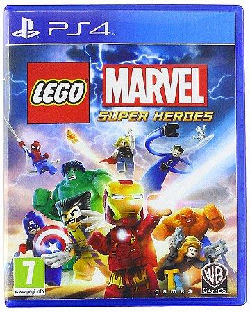 PS4 LEGO Marvel Super Heroes [USADO]