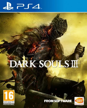PS4 Dark Souls 3 [USADO]