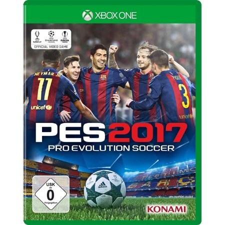 Xbox One Pro Evolution Soccer 2017 [PES 2017]