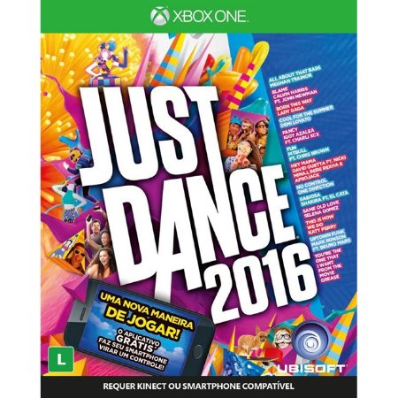 Xbox One Just Dance 2016 [USADO]
