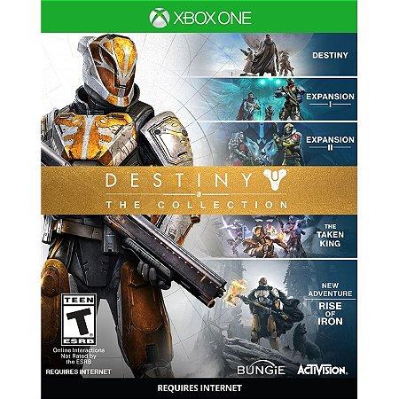 Xbox One Destiny A Coletânea