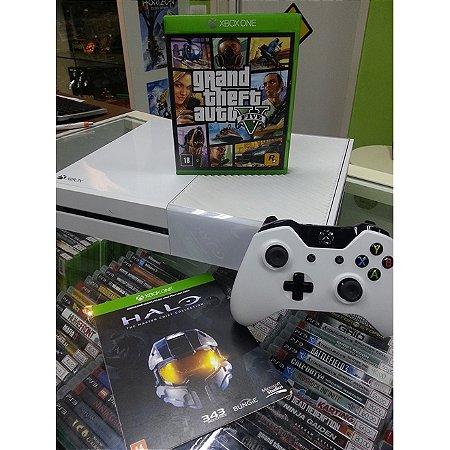 Xbox One 500 Seminovo